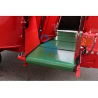 Quality Twin - Augers Farm Aid Mixer Wagon , Eco Friendly Fodder Mixer For Cattle Feed for sale