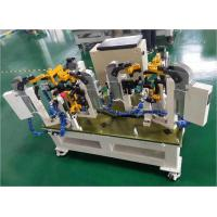 China Jigs Of Automotive Part / Electric Systems Control To Matching Robot Welding System wholesale