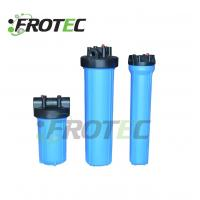 China Plastic water filter housing 10inch wholesale