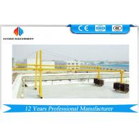 Buy cheap ZLP Series Painted / Aluminum Suspended Scaffolding Platform Lifting Speed 8 ~ 10 m/min product