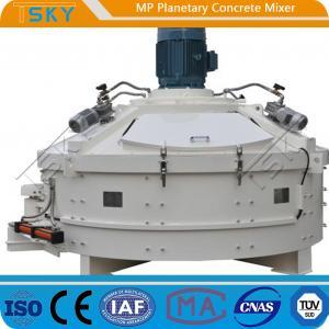 China Anti Leakage MP500/330 500L Industrial Concrete Mixer wholesale