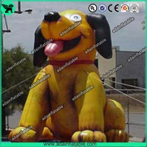 China Giant Inflatable Dog, Inflatable Dog Model,Inflatable Dog Mascot wholesale