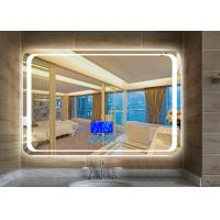 Buy cheap Optional Color Electric Mirror Tv , Transition Mirror Tv With Wide View Angle from wholesalers
