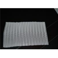 China Medium Loop Polyester Spiral Dryer Screen Mesh Belt With Endless Joint wholesale