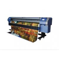 China high quality 3.2m solvent printer with Konica 512 heads wholesale