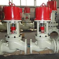 China PSA Exclusive Valve & Catalyst Programmable Gas Valve For Gas Processing Pneumatic Control Butterfly Valve wholesale
