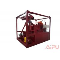 China Efficient drilling mud recycling system for HDD project at Aipu solids control wholesale