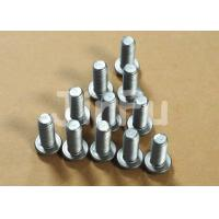 China Grade 2 Titanium Hex Screws / Titanium Hex Bolts Alkali Resistance wholesale