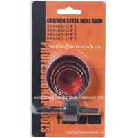 China HCS High Carbon Steel Hole Saw for Wood and Sheet Cutting (5-Piece) wholesale
