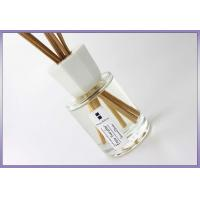 China eco - friendly 80ml Vanilla Essential Oil Reed Diffuser for dining room wholesale