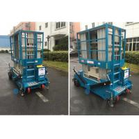 China Motor Driven Aerial Work Platform 16m Multi Mast 160 kg Load Capacity For One Man wholesale
