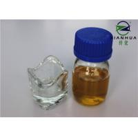 China Industrial Textile Enzymes , Fabric Desizing Enzyme Amylase Clear Yellow Liquid wholesale