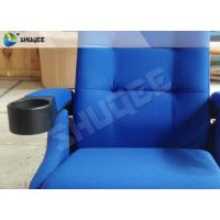 China Futuristic Cinema Shock Theater Seating For Home Fine Linen Fiber Armrest wholesale