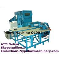 China Pillow manufacturing machine on sale