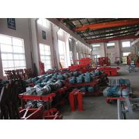 China VFD Industrial Hoist Lifter / Hoisting Equipment with Double Car 1T - 3.2T wholesale