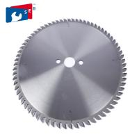 China Thick Kerf TCT Saw Blade , Metal Cutting Circular Saw Blade For Aluminum on sale