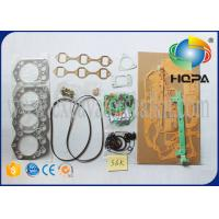 China S6K Overhaul Gasket Kit 34394-10011 34394-20011 For E320 E200B E320B E320L on sale