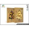 China Customed Printed Pasta Food Packing Boxes / Matt Lamination Fold Paper Box wholesale