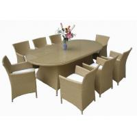 China Outdoor furniture wicker dinning table--9069 wholesale