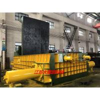 Buy cheap Hydraulic Scrap Metal Baler :  Y81F - 400 with Double Main Cylinders  Made in China from wholesalers