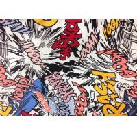 China Polyester Print Lightweight Canvas Fabric Regenerated SGS Certificate wholesale
