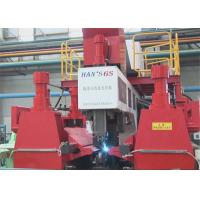 China CO2 / Fiber pipe Laser Welding Machine to sheet metal processing on sale