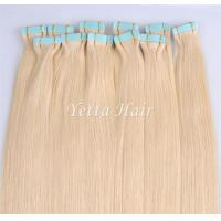 China Healthy Blonde Pre Bonded Hair Extensions No Any Bad Smell And No Mixture wholesale