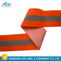 China Orange Reflective Clothing Tape High Light 3 M Garment Accessories Reflective Tape wholesale