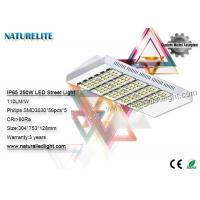 Buy cheap 250 W No Glare High Power Led Street Light Exterior Warm / Natural / Cold White product