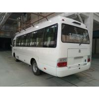 Quality 7M Travel Coach Buses Leaf Spring Diesel JAC Chassis With ISUZU Engine for sale