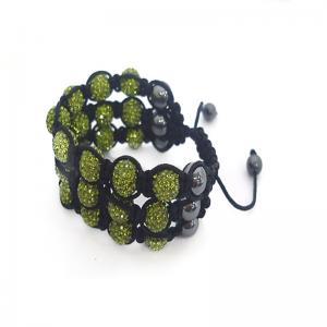 China 2011 Fashion Crystal Bangle Bracelets CJ-B-186 wholesale