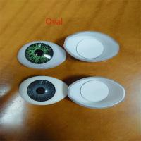 China Frida customized colorful glass doll eye in toy accessory wholesale