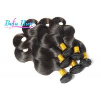 China Customized 12 Inch / 20 Inch Body Wave Human Hair Cambodian Virgin Hair wholesale