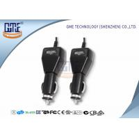 China GME Car Charger With USB Port , Black Car Mobile Charger 47Hz - 63Hz wholesale