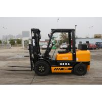 China Diesel Power Material Handling Equipment Forklift CPC35 With Fork Size 1070*125*50 wholesale