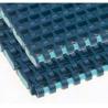 China FLUSH GRID PLASTIC CONVEYOR MODULAR BELTS PITCH 12.7MM 500FT flat top 1505 metric top conveyor modular belts wholesale