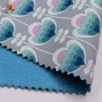 China 100% Polyester Printed Waterproof Softshell Fabric , Waterproof Outdoor Fabric wholesale