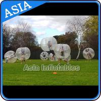 China Durable Football Equipment Body Zorbing Ball, Body Zorbing For Sale on sale
