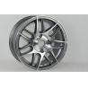 China 35 - 40 ET Automobile 17 Inch Alloy Wheels, V-CH Chrome Car Wheel wholesale