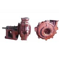China WL Light Duty Small Sand Pump Sand Dredge Pump With Solid Particles 25-13860m3/H wholesale