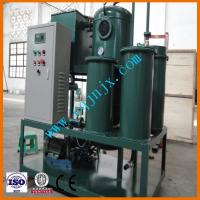 Quality Lubricating Oil Recycling Purifier/Lubricant Oil Vacuum Filtration/Hydraulic Oil for sale