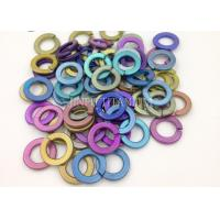 China Titanium  Spring Tension Washer With Hypothermia Stability  Nonmagnetic wholesale