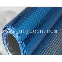 China Foil faced bubble Wrap thermal insulation radiant barrier 1.2m width 40m length wholesale