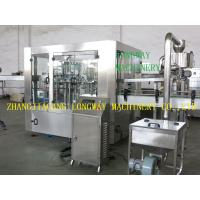 China Spring water / drinking water bottling machinery on sale