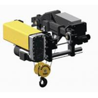 China Industrial 5 T 10 T 20 Ton Electric Wire Rope Hoist For Goods Lifting FEM / DIN Standards wholesale