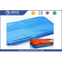 Buy cheap HDPE Plastic Waterproof Tarpaulin Sheet Anti - UV PE Laminated Tent Cover 2 X 3m from wholesalers