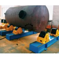 China 40T Convenyional Tank Turning Rolls For Pipe Tank Vessel Boiler Industry wholesale