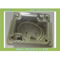China Weatherproof Electrical 83*58*33mm Wall Mount Plastic Enclosure wholesale