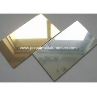 China Interior Decoration Clad Aluminum Sheet For Lighting Luminaires And Curtain Wall on sale