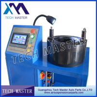 China Hose Fitting Hydraulic Air Suspension Crimping Machine Swage Machine Air Shock wholesale
